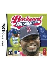 Nintendo DS Backyard Baseball 09