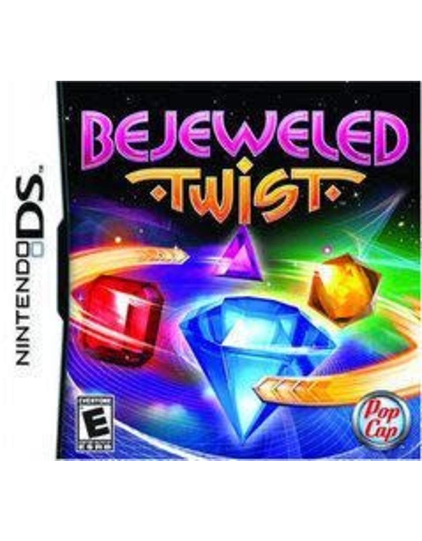 Nintendo DS Bejeweled Twist