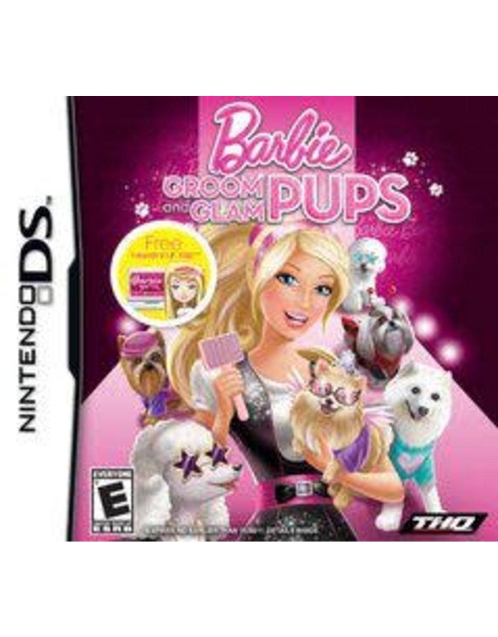 Nintendo DS Barbie: Groom and Glam Pups