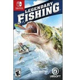 Nintendo Switch Legendary Fishing
