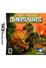 Nintendo DS Battle of Giants: Dinosaurs (Cart Only)