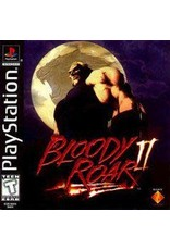 Playstation Bloody Roar 2 (CiB)