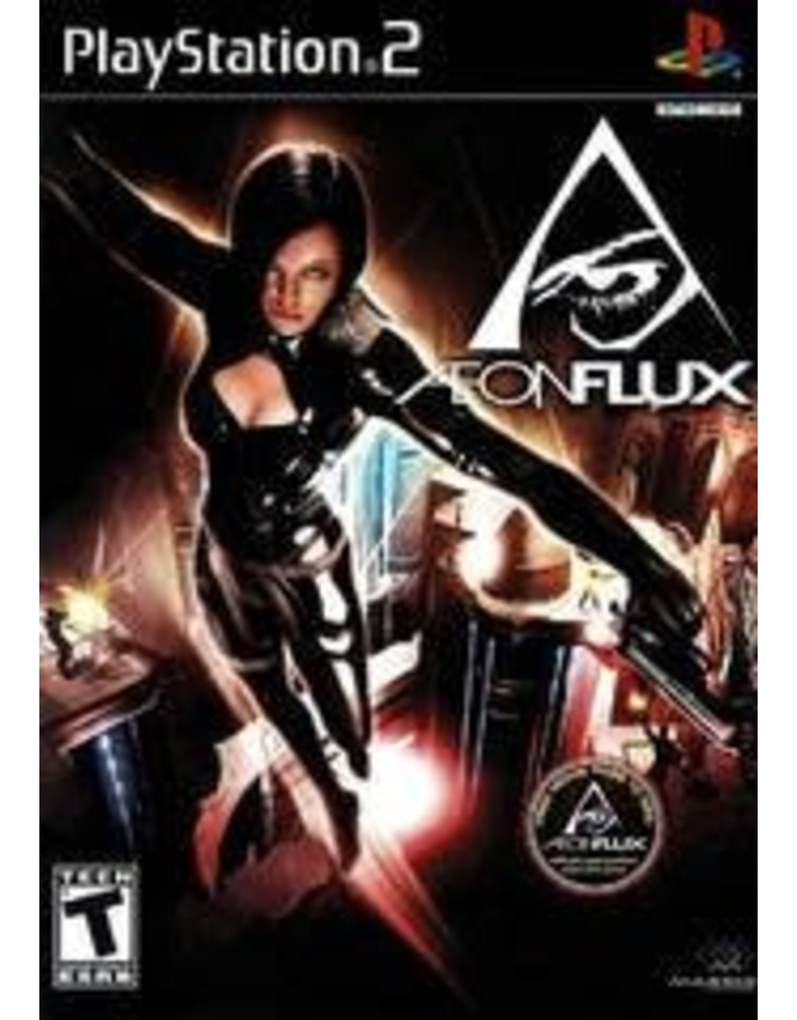 Playstation 2 Aeon Flux (CiB)