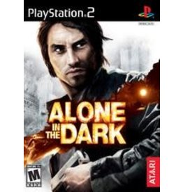 Playstation 2 Alone in the Dark (CiB)