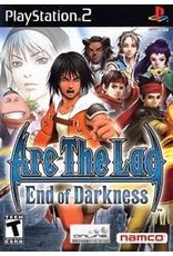 Playstation 2 Arc the Lad End of Darkness (CiB)
