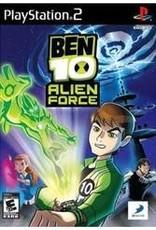 Playstation 2 Ben 10 Alien Force (CiB)