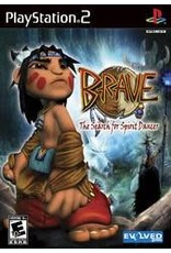 Playstation 2 Brave The Search for Spirit Dancer (CiB)