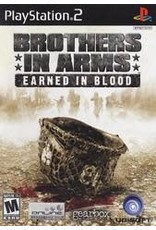 Playstation 2 Brothers in Arms Earned in Blood (CiB)