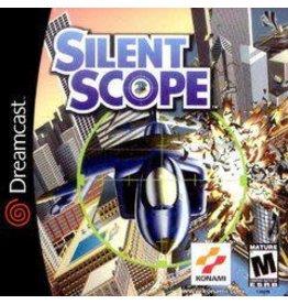 Sega Dreamcast Silent Scope (No Manual)