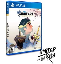 Playstation 4 Airheart Tales of Broken Wings (LRG #269)