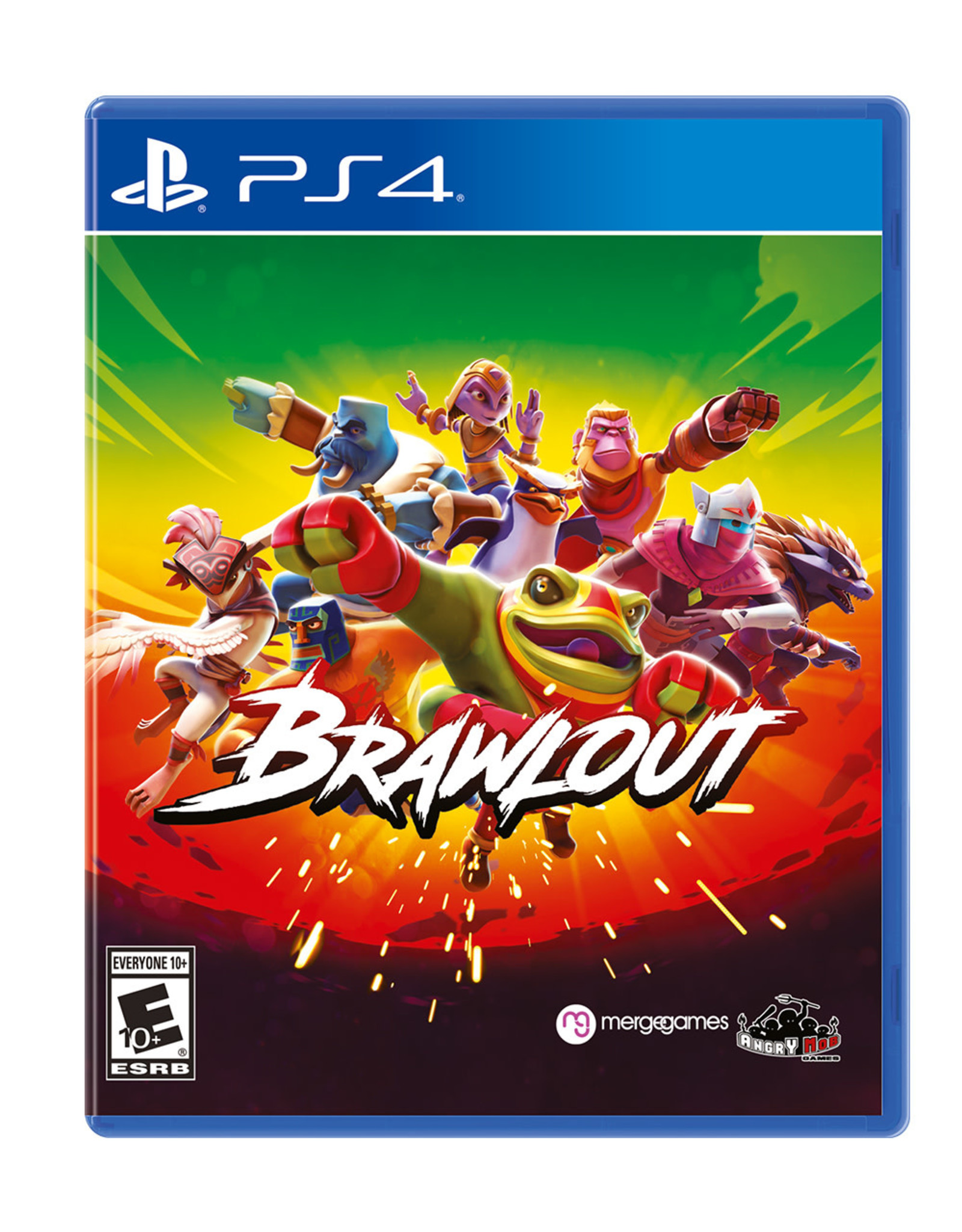 Playstation 4 Brawlout (Used)