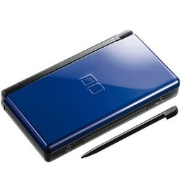 Nintendo DS Nintendo DS Lite (Blue & Black, Rough Cover)