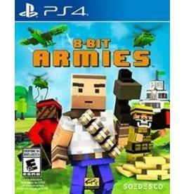 Playstation 4 8-Bit Armies (Used)