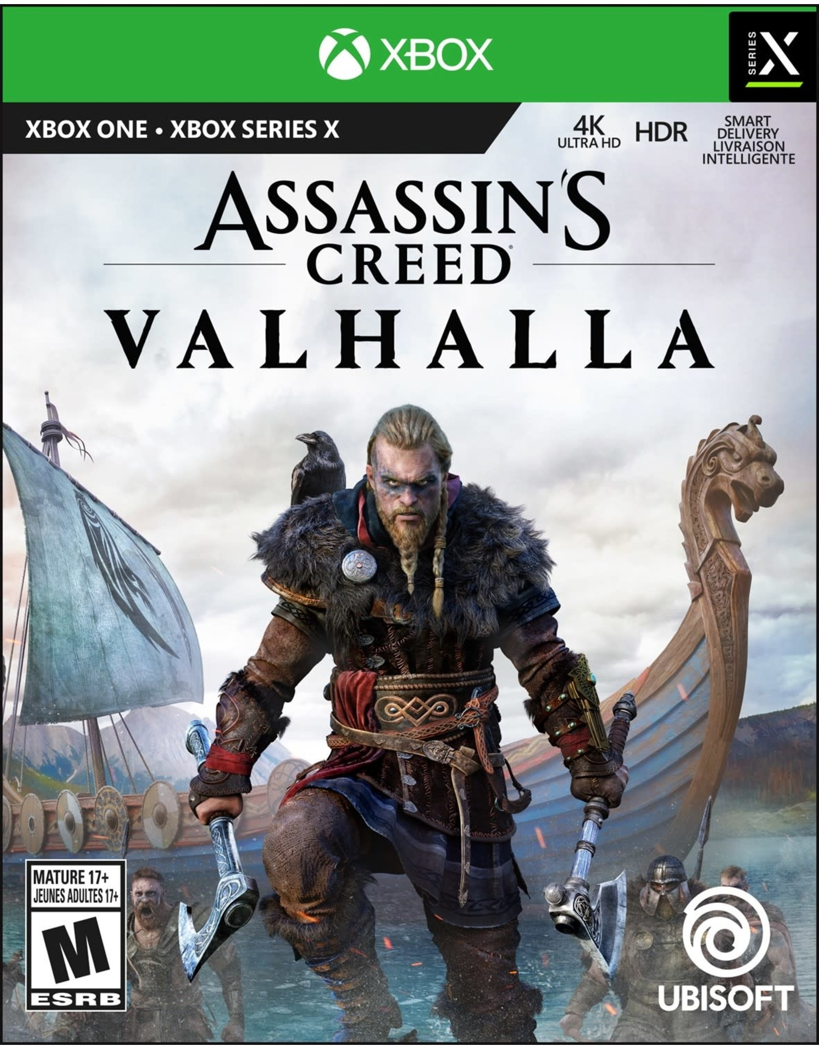 Xbox One Assassin's Creed Valhalla (Xbox One Brand New)