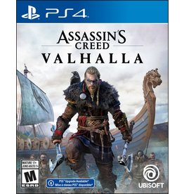Playstation 4 Assassin's Creed Valhalla (PS4 Brand New)