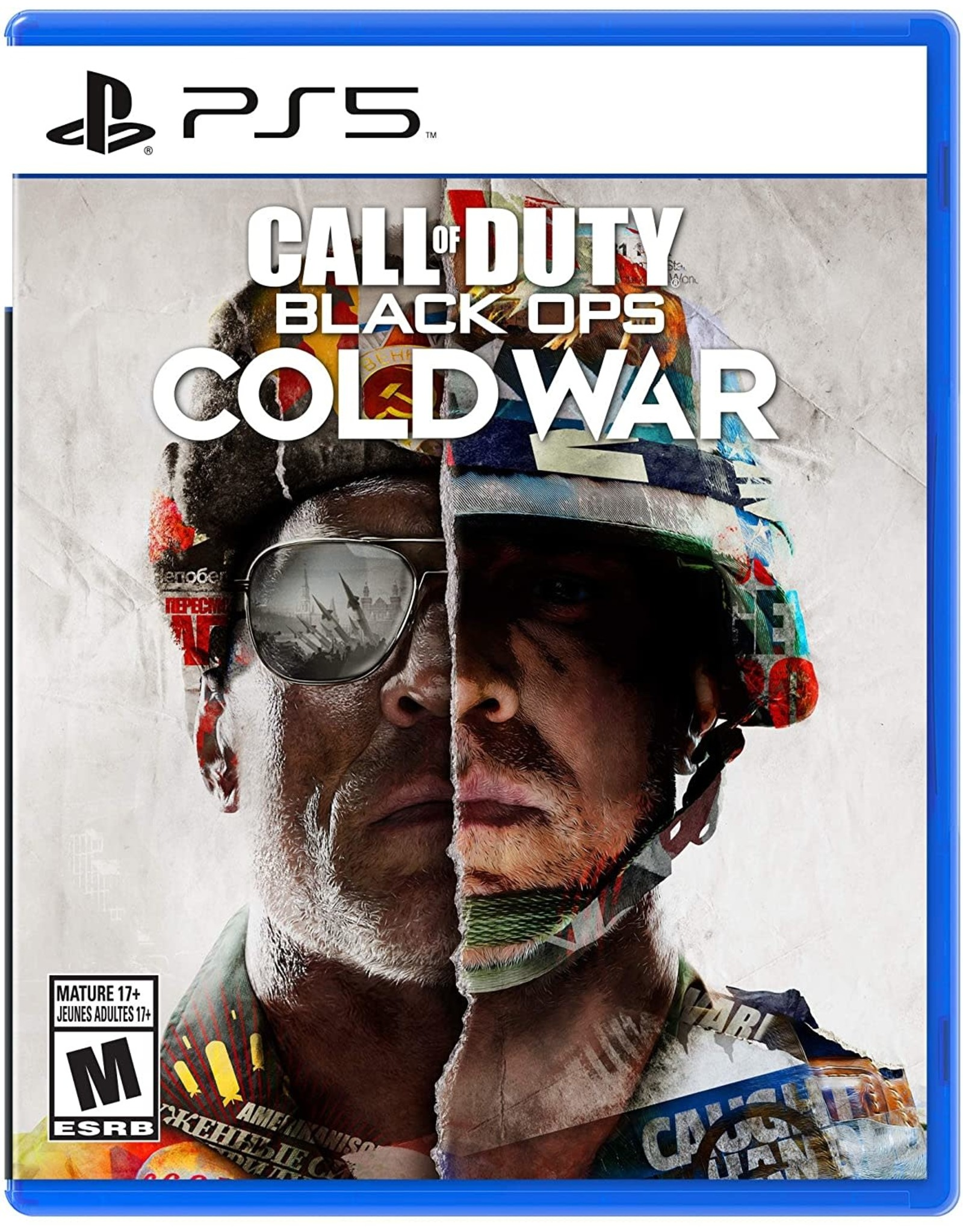 Playstation 5 Call of Duty Black Ops Cold War (PS5)