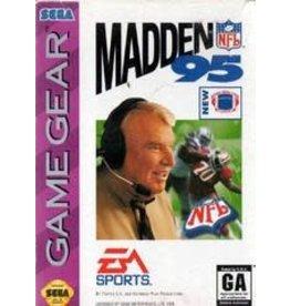 Sega Game Gear Madden 95 (Cart Only)