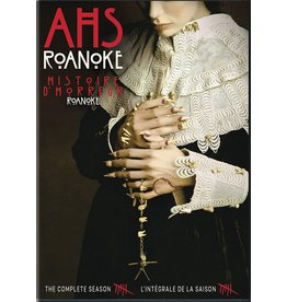 Horror Cult American Horror Story: Roanoke Complete Season 5 (Brand New)