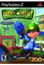 Playstation 2 Army Men Soldiers of Misfortune (CiB)