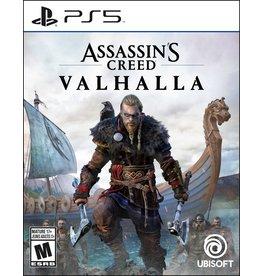 Playstation 5 Assassin's Creed Valhalla (PS5 Brand New)