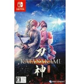 Katana Kami (Japanese Import, Used)