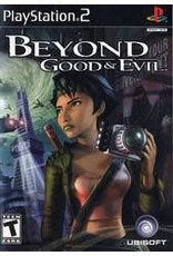Playstation 2 Beyond Good and Evil (CiB)