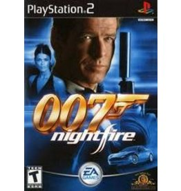 Playstation 2 007 Nightfire (CiB)