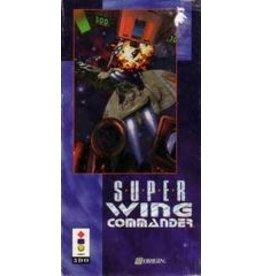 3DO Super Wing Commander (CiB, Damaged Box)