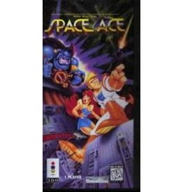 3DO Space Ace (CiB)