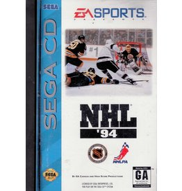 Sega CD NHL Hockey 94 (CiB, No Back Insert)