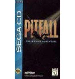 Sega CD Pitfall (CIB)