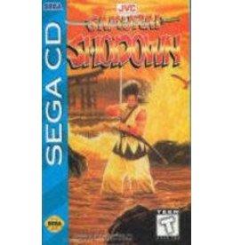 Sega CD Samurai Shodown (CiB)