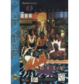 Sega CD Slam City (CiB)