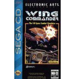 Sega CD Wing Commander (Boxed, No Manual)