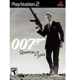 Playstation 2 007 Quantum of Solace (CiB)