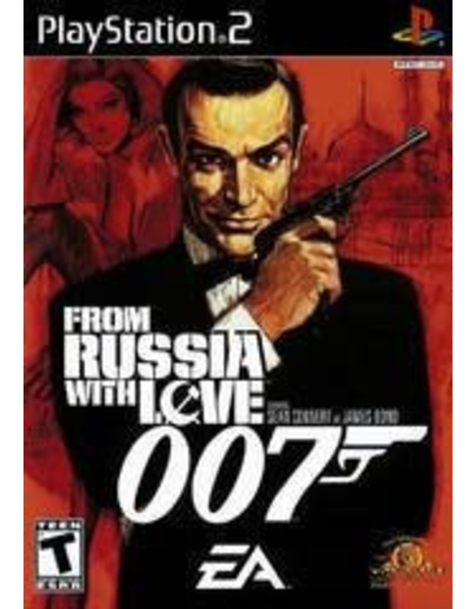 Playstation 2 007 From Russia With Love (CIB)