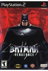 Playstation 2 Batman Vengeance (CiB)