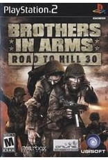 Playstation 2 Brothers in Arms Road to Hill 30 (CiB)