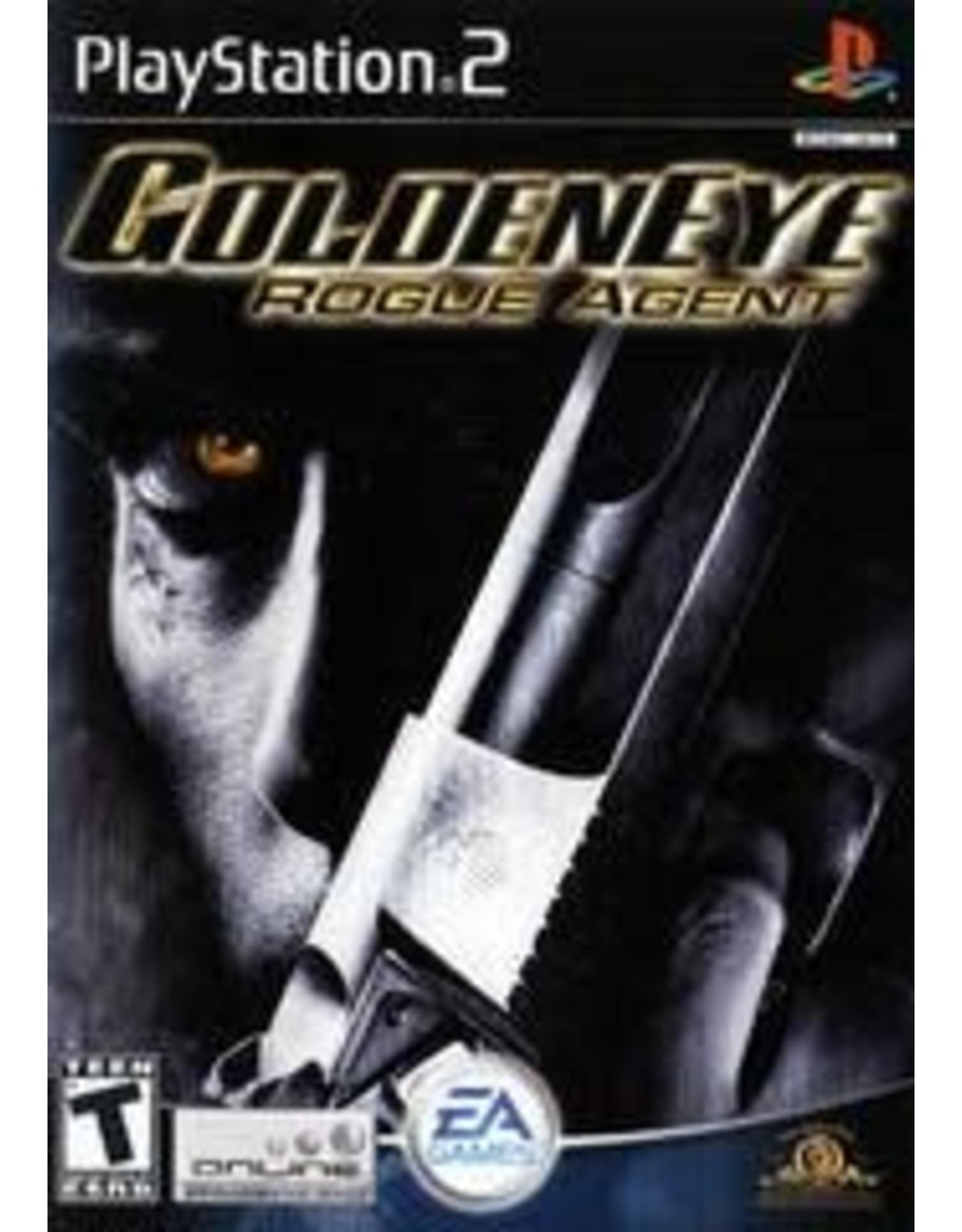 Playstation 2 007 GoldenEye Rogue Agent (CIB)