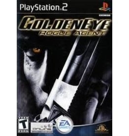 Playstation 2 007 GoldenEye Rogue Agent (CIB)
