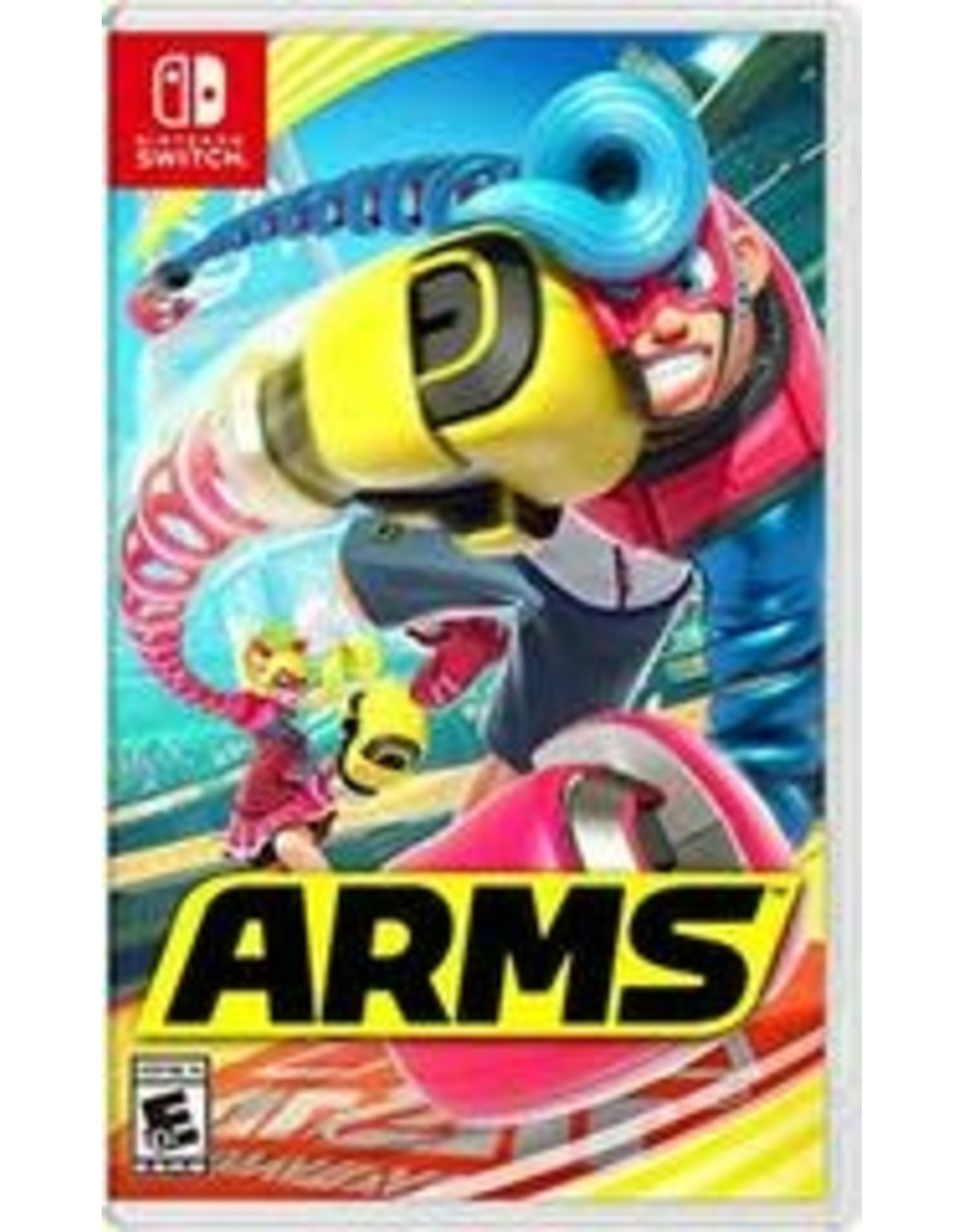 Nintendo Switch ARMS (Brand New)