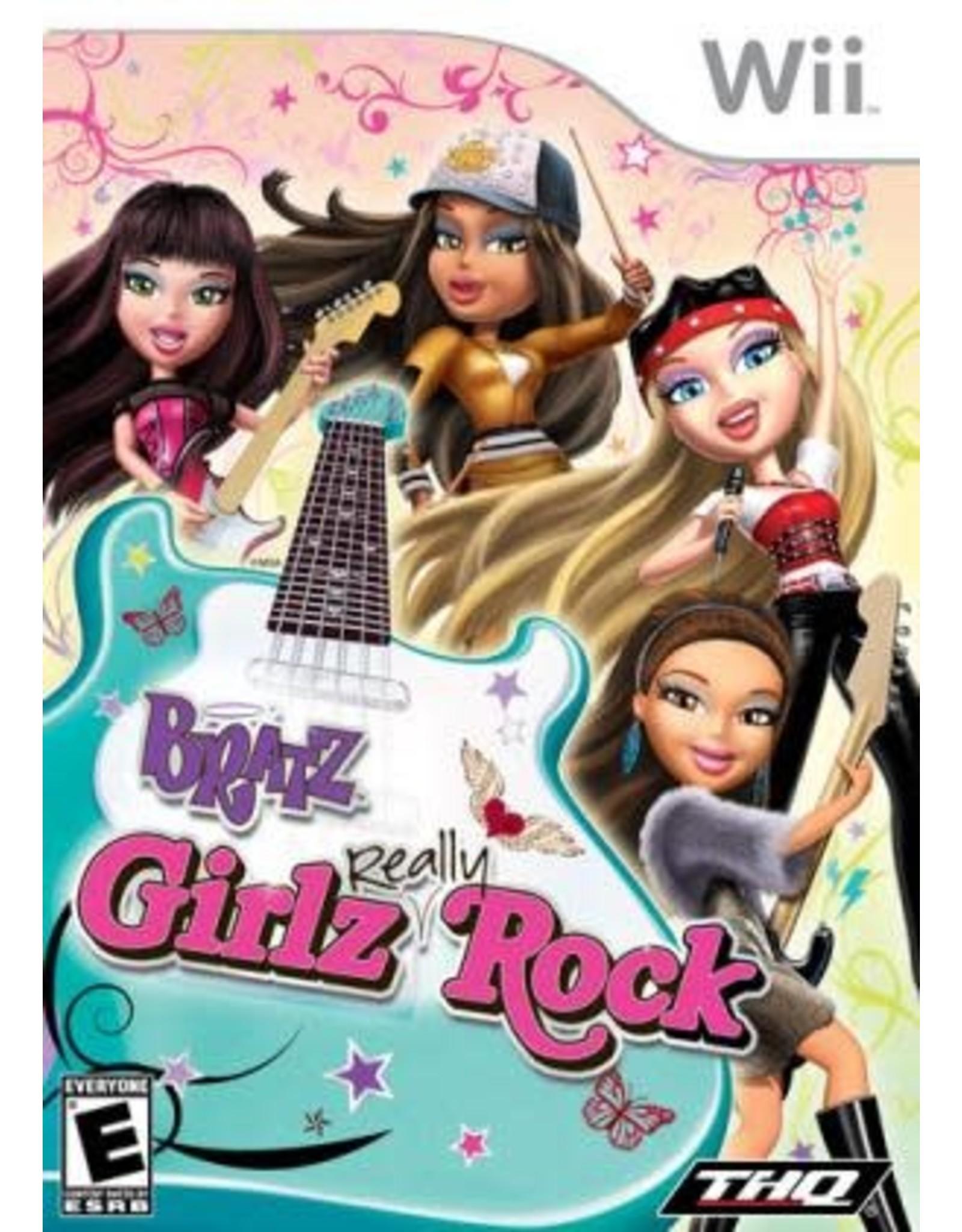 Wii Bratz: Girlz Really Rock! (CiB)