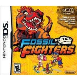 Nintendo DS Fossil Fighters (CIB)