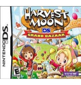 Nintendo DS Harvest Moon: Grand Bazaar (CiB)