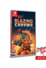 Nintendo Switch Blazing Chrome LRG #048 (USED)