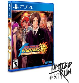 Playstation 4 King of Fighters '98 Ultimate Match (LRG, Used)