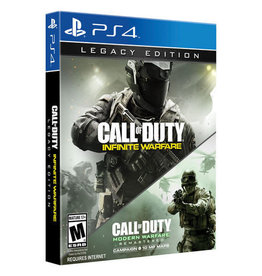 Playstation 4 Call of Duty: Infinite Warfare Legacy Edition (No DLC)