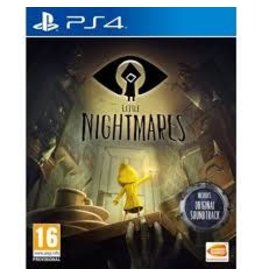 Playstation 4 Little Nightmares Complete Edition (PAL Import)