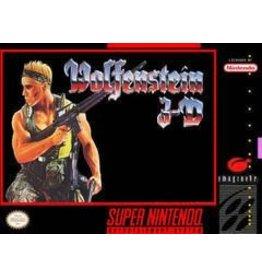 Super Nintendo Wolfenstein 3D (Cart Only)