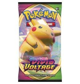 Pokémon Pokemon Sword & Shield Vivid Voltage Booster Pack